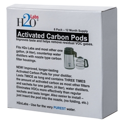Activated Carbon Pods