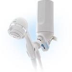 pelican shower filter shower water filters h2o labs. Black Bedroom Furniture Sets. Home Design Ideas