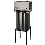 Durastill 12 Gallon per Day Automatic water distiller with 25 Gallon Reserve 240 Volt