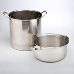 Boiling and Cooling pot set