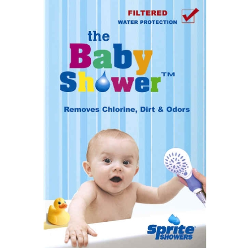 Baby Shower Filter | Baby Bath Shower Head | H2o Labs