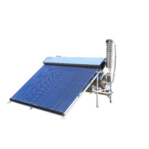International Involvement With Desalination