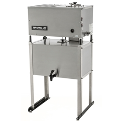 Durastill 8 Gallon per Day Automatic Model 30J water distiller with 10 Gallon Reserve, 3040U